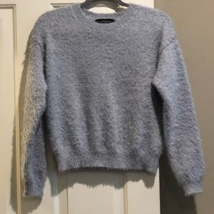 🆕Forever 21 Fuzzy Eyelash Sweater